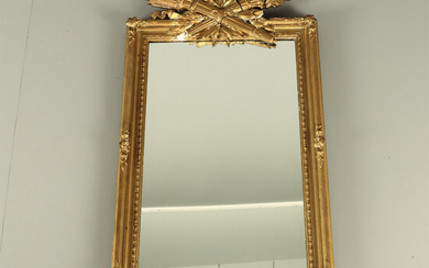 MIRROR, first half of the 19th century.