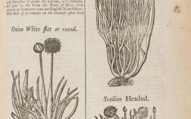 Herbal.- Salmon (William) Botanologia. The English herbal: or, History of plants, first edition, Printed by I. Dawks, for H. Rhodes, 1710.