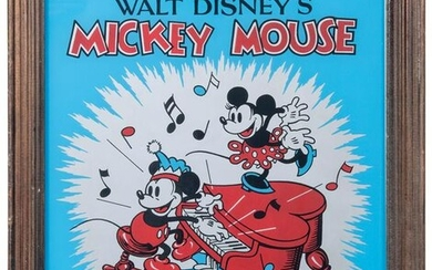 """Walt Disney's Mickey Mouse """"The Whoopee"""