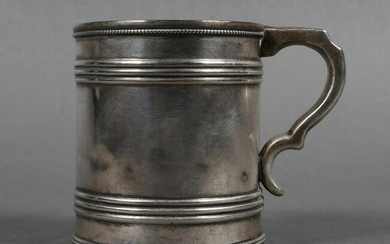 Antique Southern Silver Cup J. Conning