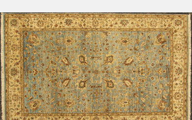 Indo Persian Tabriz Wool Rug, Palace Collection by Momeni Co.
