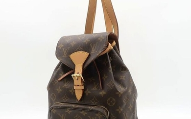 Louis Vuitton - Montsouris MM - Backpack