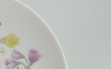 A collection of Wedgwood Meadow Sweet: Comprising tea set, v...