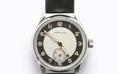 A stainless steel wristwatch, Heritage Classic