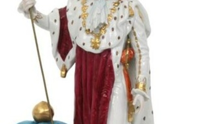 German Porcelain Figurine