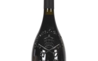 1 Mag CHÂTEAUNEUF DU PAPE LUCILE AVRIL Rouge...