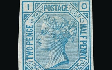 Great Britain - QV (surface printed) : (SG (141)) 1873-80 2½...
