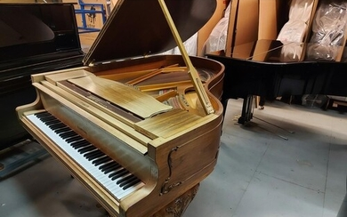 Hoffmann (c1970) A 5ft 8in Model 173 grand piano in a mahoga...
