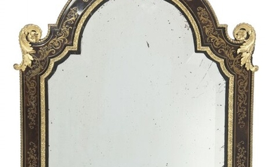 Louis XIV Style Boulle Marquetry Dressing Mirror