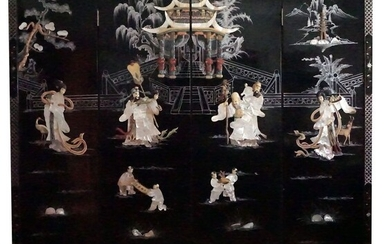 PARAVENTS CHINE / SCREEN CHINA Lot comprenant... - Lot 7 - Iegor