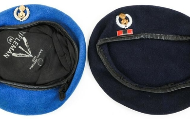 SOUTH AFRICAN CORPS OF ENGINEERS BERET LOT