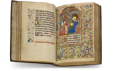 The Master of the Troyes Missal (active mid-15th century)