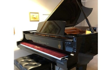 Bösendorfer (c2000) A 7ft 4in Model 225 grand piano in a br...