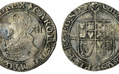 Charles I (1625-1649), Group A, Shilling, 1625, Tower (under King)