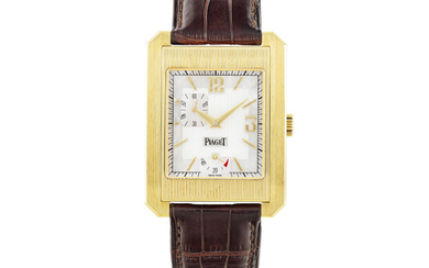 PIAGET, LIMITED EDITION, GOLD WITH MOTHER-OF-PEARL DIAL, POWER RESERVE, NO.02/25