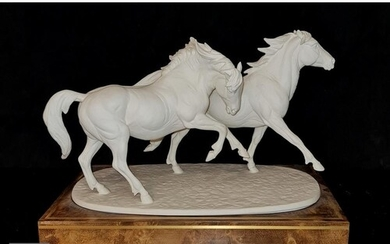 A boxed limited edition Royal Worcester 'Classic Sculpture' ...