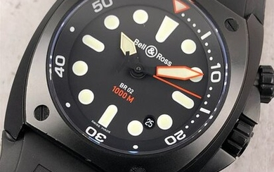 Bell & Ross - BR02-92 Marine Diver Automatic - BR02-20 - Men - 2011-present