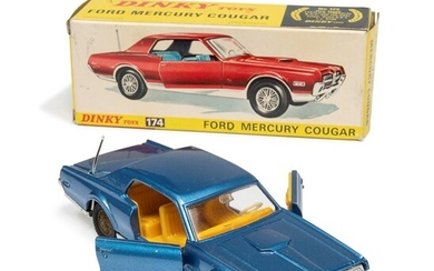 FORD MERCURY DINKY TOYS