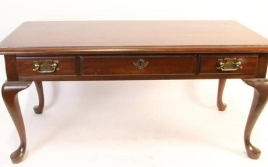 QUEEN ANNE STYLE COFFEE TABLE