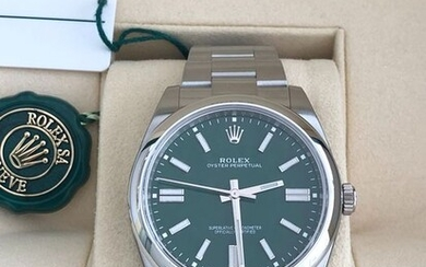 Rolex - Oyster Perpetual - Ref. 124300 - Unisex - 2021