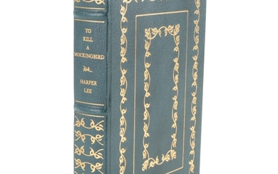 """Signed Special Edition """"To Kill a Mockingbird"""" by Harper Lee, 1982"""