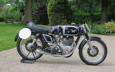1953 Matchless G45 Frame number 138 Engine number 147 Gearb...