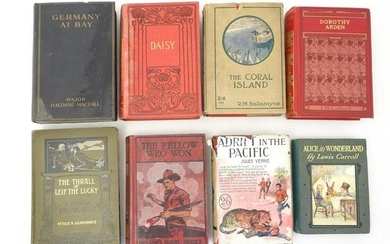 Books: A quantity of assorted books, titles to include