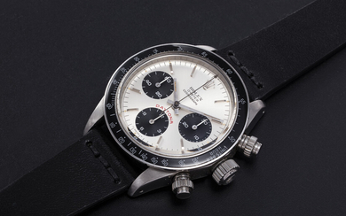 ROLEX. AN OYSTER COSMOGRAPH DAYTONA WRISTWATCH WITH AN ADDITIONAL DIAL, REF. 6265