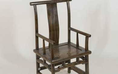 Child's Ming Style Chair