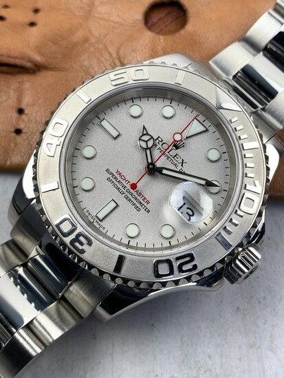Rolex - Yacht-Master Oyster Perpetual - 16622 - Men - 1990-1999