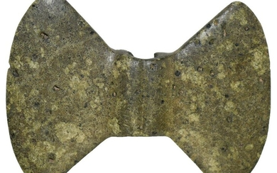 """5"""" Porphyry Wisconsin Winged Bannerstone. Well"""