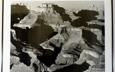 Ansel Adams Cape Royal from the South Rim, Grand Canyon