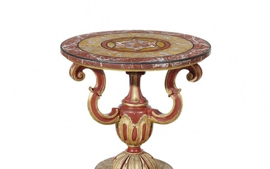 Center table 19th-20th Century