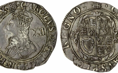 Charles I (1625-1649), Group D, Shilling, 1633-1634, Type 3.1, Tower (under King)