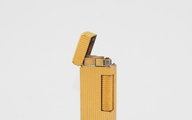 GOLD PLATED LIGHTER, DUNHILL