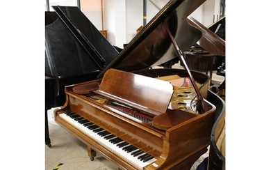 Steinway (c1907) A 5ft 10in Model O grand piano in a rosewoo...