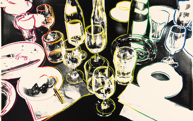 Andy Warhol (1928-1987) After the Party