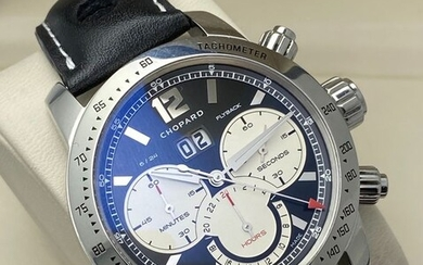 Chopard - Jacky Ickx Limited Edition Flyback Chronograph - 8998 - Men - 2011-present