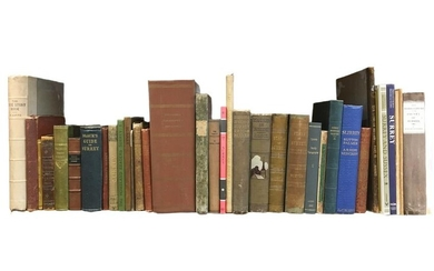 Collection of Maps and books relating to Surrey