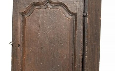 EARLY HANGING SPICE CUPBOARD