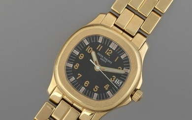 Patek Philippe Ref. 5066 Yellow Gold Automatic Bracelet