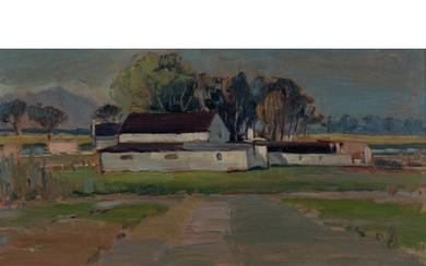 Philip (Jacobus Filipus) Terblanche (South African 1930 - 19...