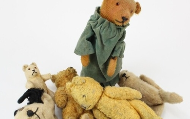 Teddy Bear Interest. Single owner collection. Teddy bears to...