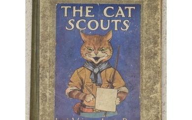 The Cat Scouts, a picture-book for little folk, by Louis Wai...