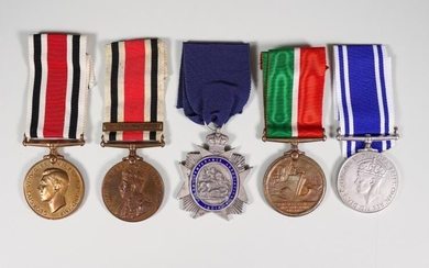 A Collection of Commemorative Medals, including - a World...