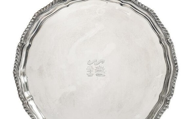A George V Silver Salver, by Jay, Richard Attenborough Co....
