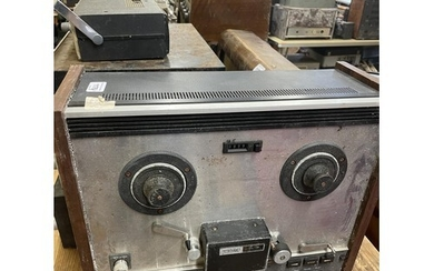 A Pilot radio, and various other audio equipment (qty)