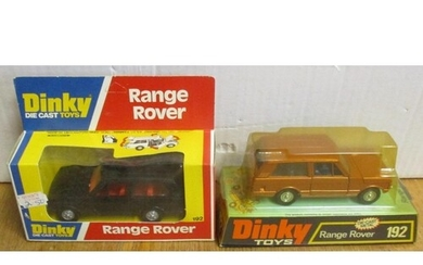 Dinky. 1970s onwards collection, generally excellent in exce...