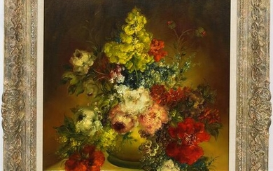 Painting, Still Life with Roses