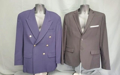 Two Mens Sports Jackets Size 42R